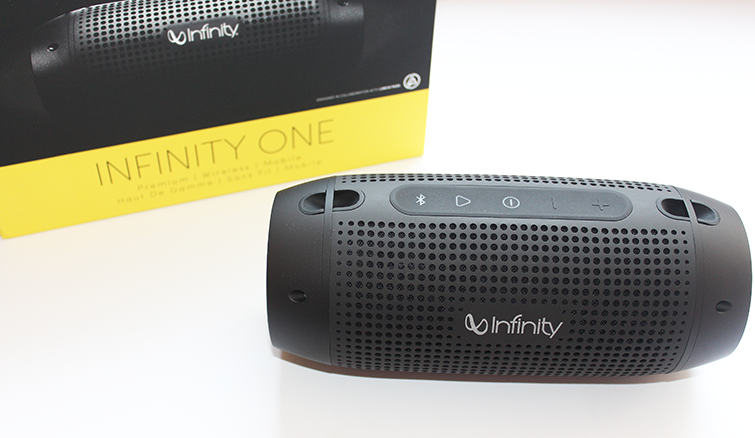 Harman Infinity One premium wireless portable speaker