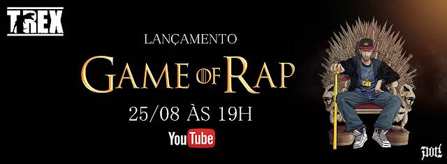 Game Of Rap - Lançamento ZionFm