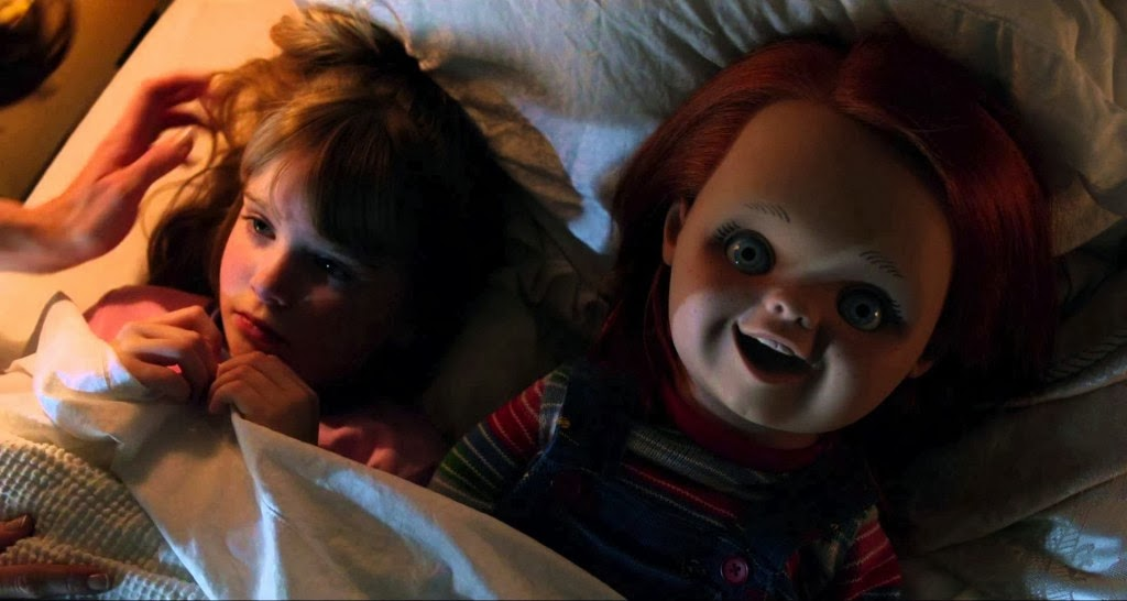 Curse Of Chucky New Look Grimm Reviewz: ...