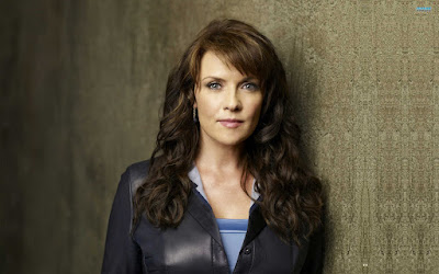 Amanda Tapping HD Wallpaper