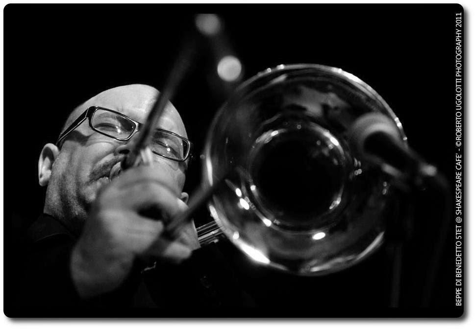 trombone solo Beppe Di Benedetto