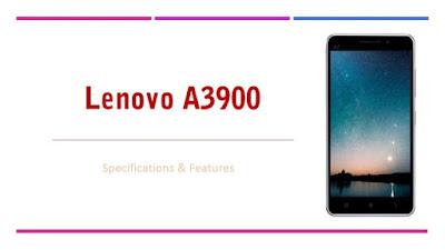 Harga Lenovo A3900