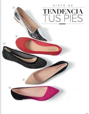 Flats con punta