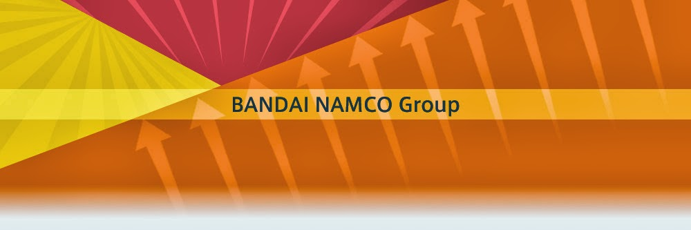 Namco Bandai is Changing its Name to Bandai Namco