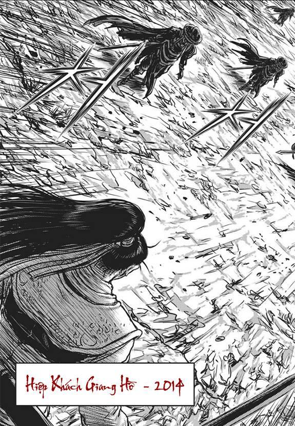 Hiệp Khách Giang Hồ chap 460 Trang 4