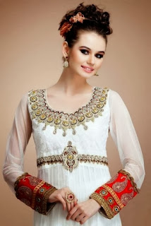Anarkali Suits Collection 2014