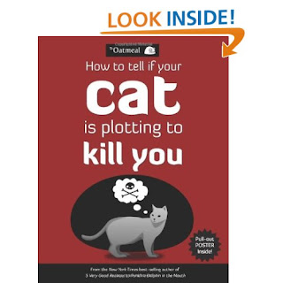 eBook Releases • How to Tell If Your Cat Is Plotting to Kill You by The Oatme