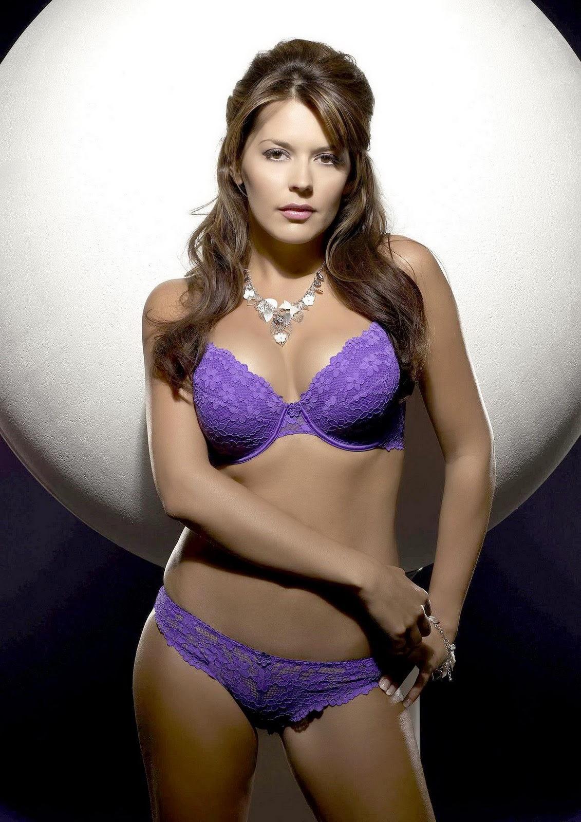 Ex-Virgin Atlantic Beauty: Danielle Lineker Bux a lingerie model ... | 1131 x 1600 jpeg 318kB