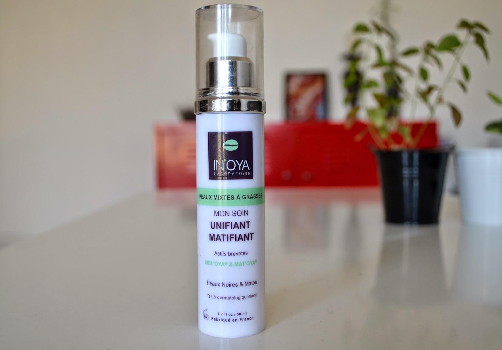 soin matifiant peau grasse