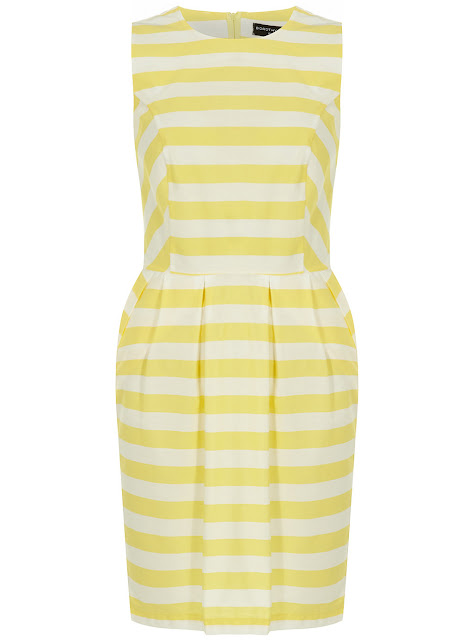 lemon prom dress