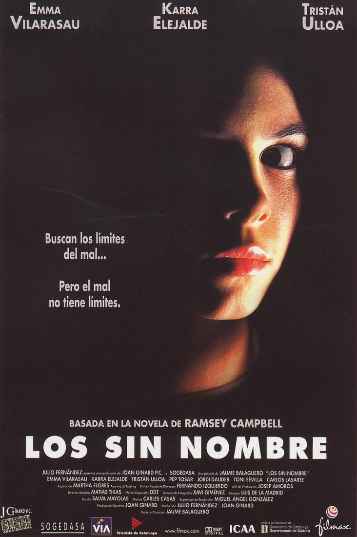 Los sin nombre (The Nameless) (1999)