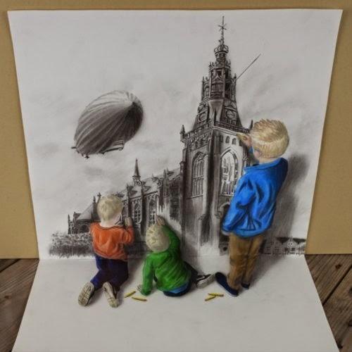 18-The-Architects-Optical-Illusionism-Ramon-Bruin-www-designstack-co