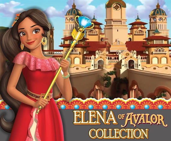 NEW! ELENA OF AVALOR