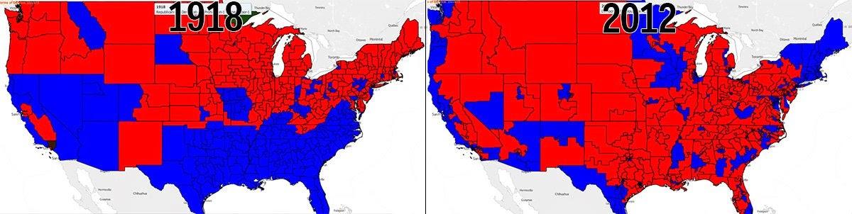 US political evolution animatedfilmreviews.filminspector.com