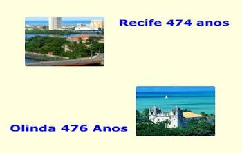 Feliz Aniversário Recife,