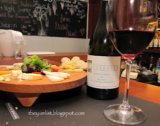 That Little Wine Bar, Georgetown, Penang, wine, French, expat, best restaurant