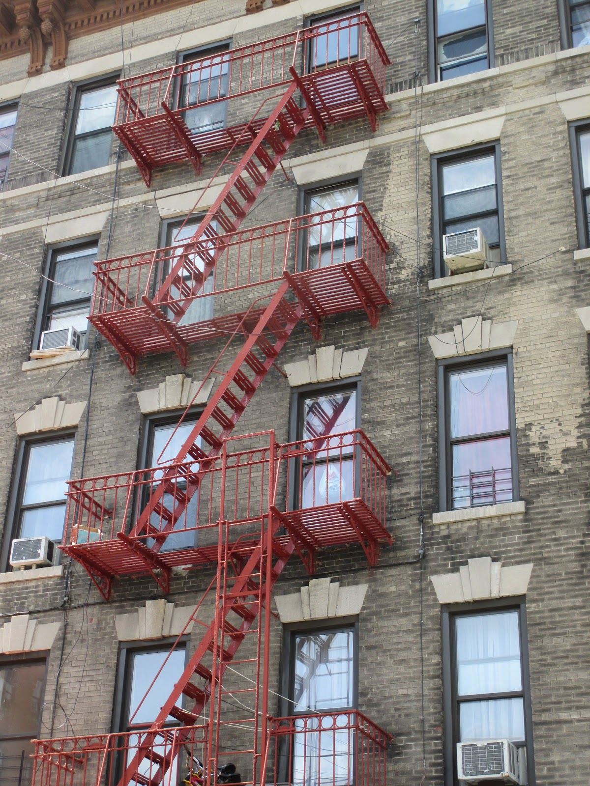 Fire Escape Scrape Amp Painting Queens New York 917 254