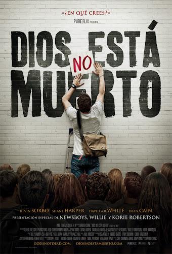Dios No Est� Muerto (2014) DVDRip Latino