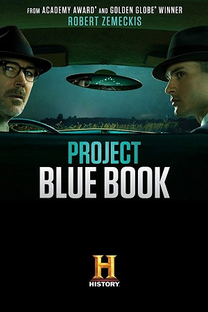 Project Blue Book S01 All Episode [Season 1] Complete Download 480p