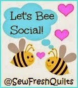 http://sewfreshquilts.blogspot.com/2014/07/lets-bee-social-30.html