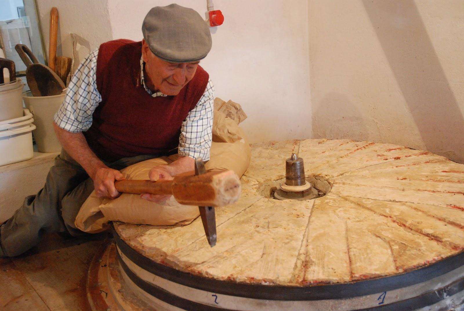 Harinas ecol gicas molidas a piedra mulino marino la - Molino de trigo ...
