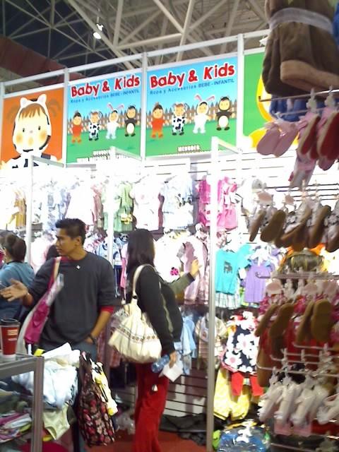 Expo Stands Monterrey : Radar bebé ofertas fotos de la expo maternidad y