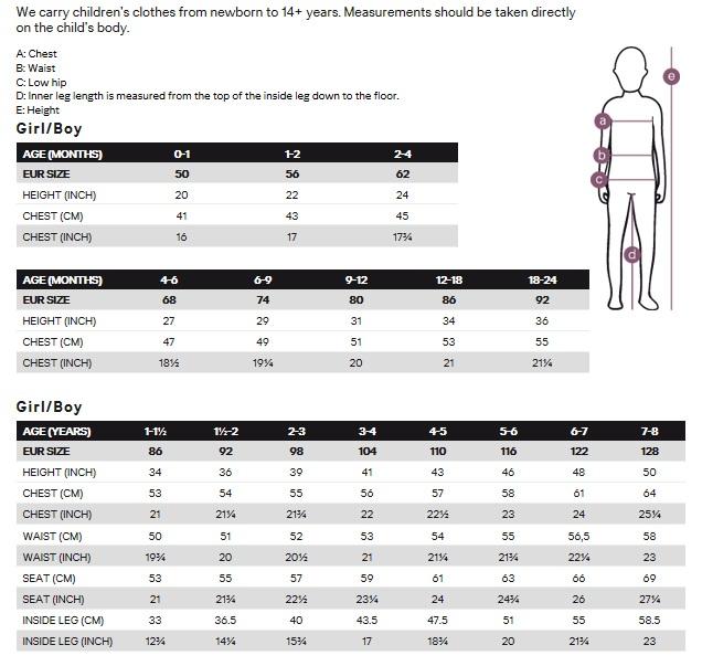 H M Shoes Size Chart 28 Images H M Footwear Size Chart