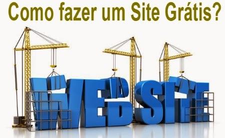 Como fazer um Site Grátis?
