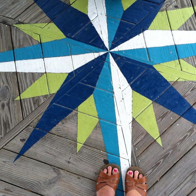 nautical-floor-mural