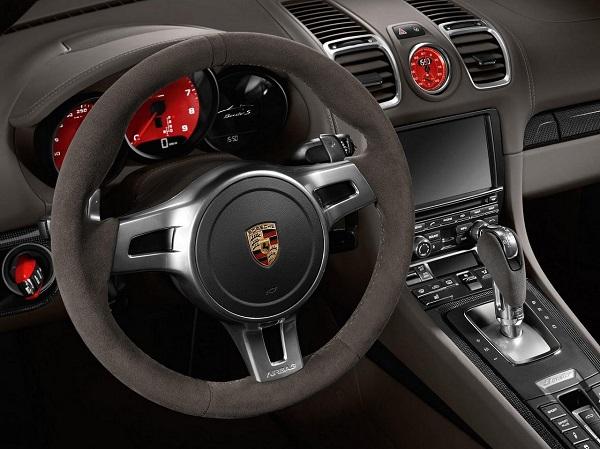 Porsche Boxter S Exclusive