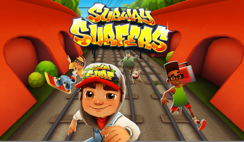 Download Game Subway Surfers For PC