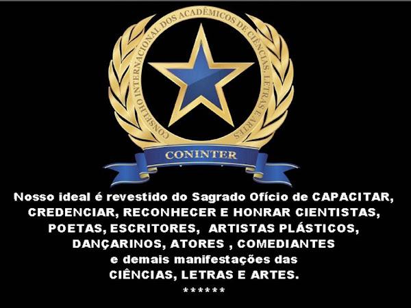 CONSELHO INTERNACIONAL DOS ACADÊMICOS DE CIÊNCIAS, LETRAS E ARTES
