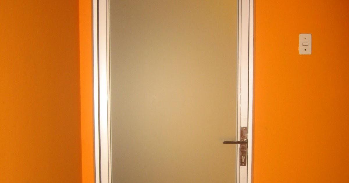 Instalacion de vidrios ventanas mamparas y otros puerta - Puerta balconera aluminio ...