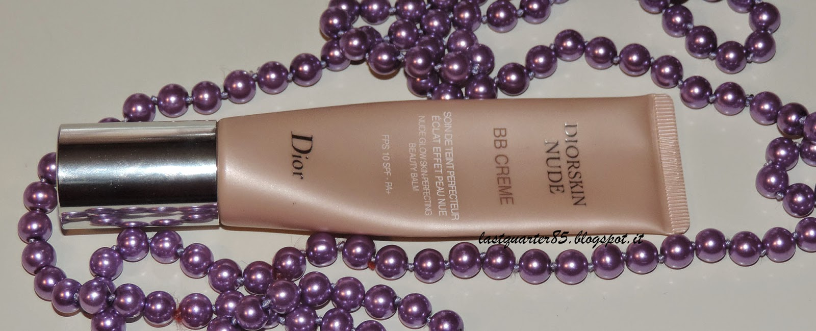 Dior Diorskin Nude BB Cream in 001 Clair.