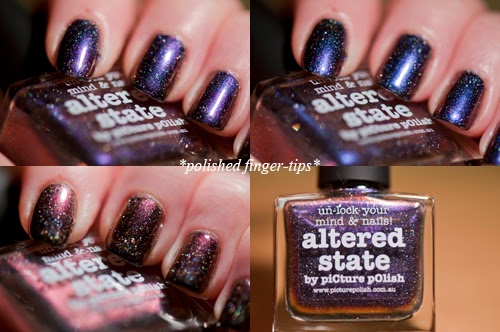 Picture Polish Altered State - artificial light