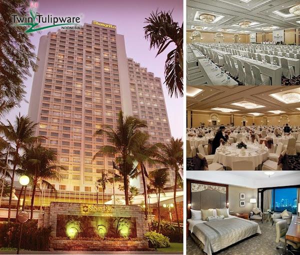 Shangri-La Hotel Jakarta Ulang Tahun Tulipware 2014