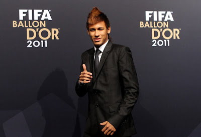 Neymar - 2011 FIFA Puskas Award