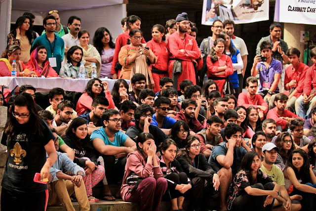 Indian Institute of Management Bangalore, Unmaad 2016
