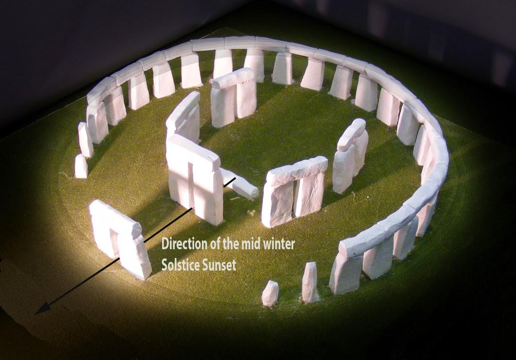 Stonehenge Original Structure