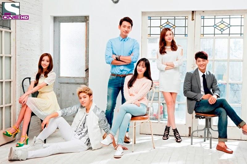 Korean Drama Series: My Lovely Girl – Rain is Back