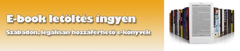 E-book Letöltés Ingyen