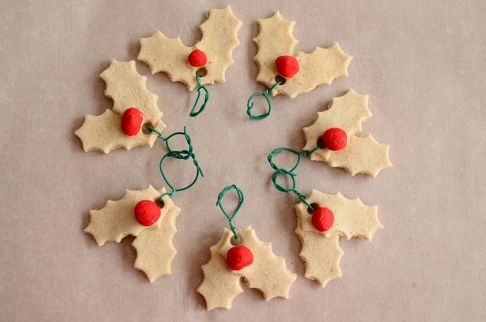 Practical Mom: Salt Dough Christmas Ornaments