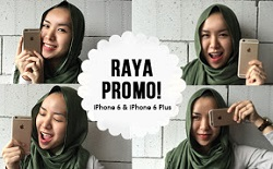 [EXCLUSIVE RAYA PROMO] Get a brand NEW iPhone 6 for only RM238!