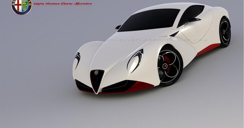 All Cars New Zealand 2012 Alfa Romeo 6c Cuore Sportivo