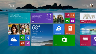 Windows 8.1 RTM is now officially the general availability Penned Down for October 18