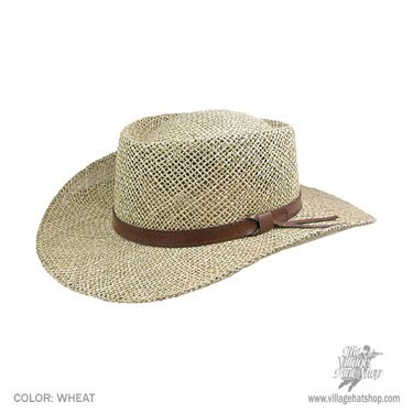 Another good looking straw hat that is in the form of a Steton design--this  hat is also from Villagehatshop bfab2561a4d
