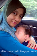 UMMI & 20MO SLEEPING ZAHIN