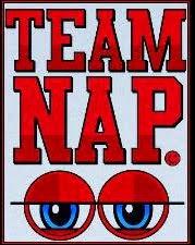Team Naps - Baby Blanket