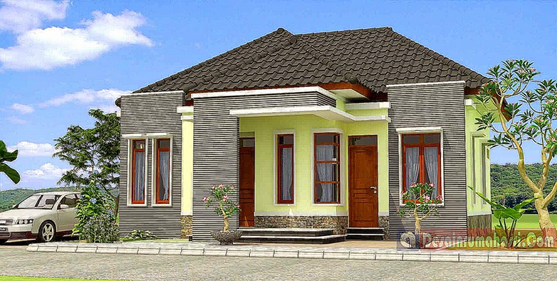 Contoh Rumah Minimalis Sangat Sederhana 2014  Desain Rumah