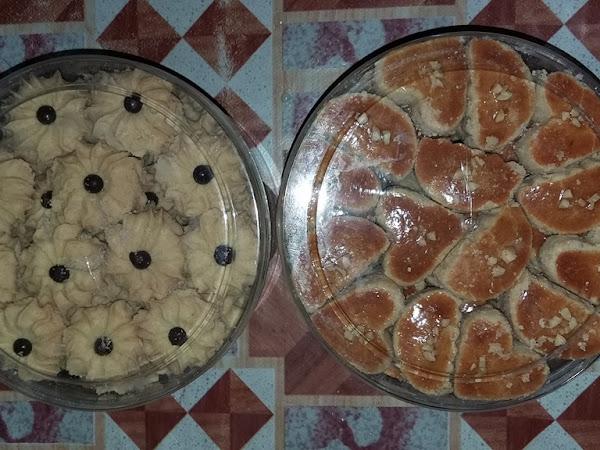 Cookies Cinta
